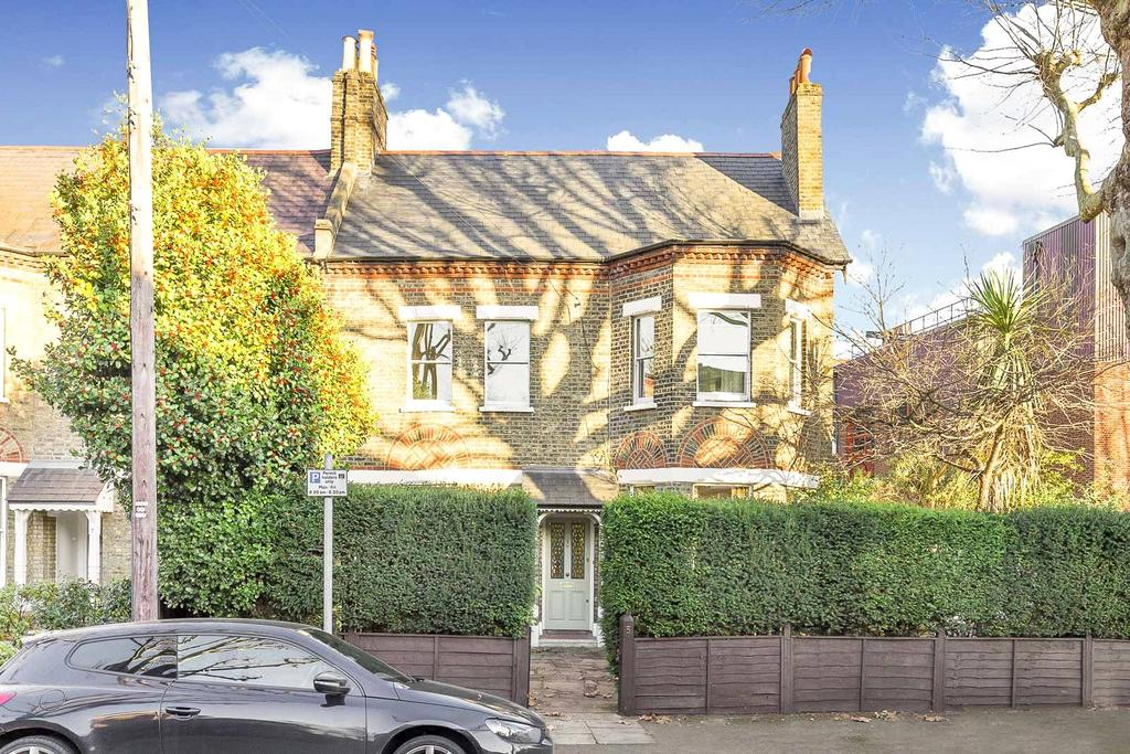 5 Bedrooms Semi Detached House for sale in Mayfield Road, Wimbledon, London, SW19