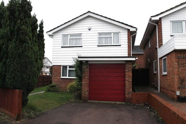 4 Bedrooms Detached House for sale in St. Christophers Close, Dunstable, LU5