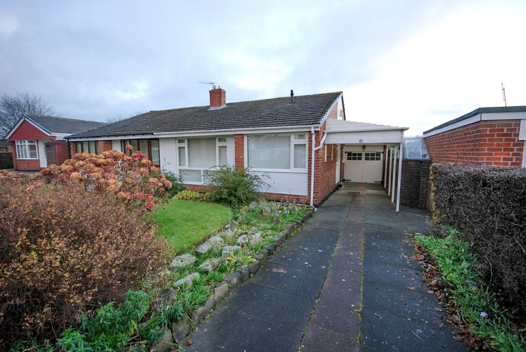 2 Bedrooms Bungalow for sale in Grange Lane, Whickham