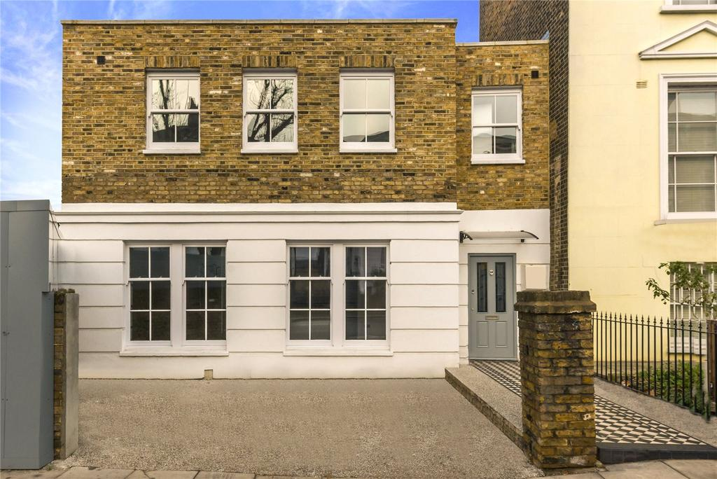 2 Bedrooms House for sale in Agar Grove, Camden, London