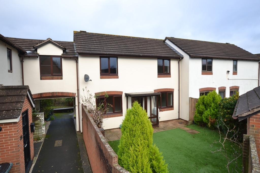 3 Bedrooms Terraced House for sale in Templers Road, Newton Abbot