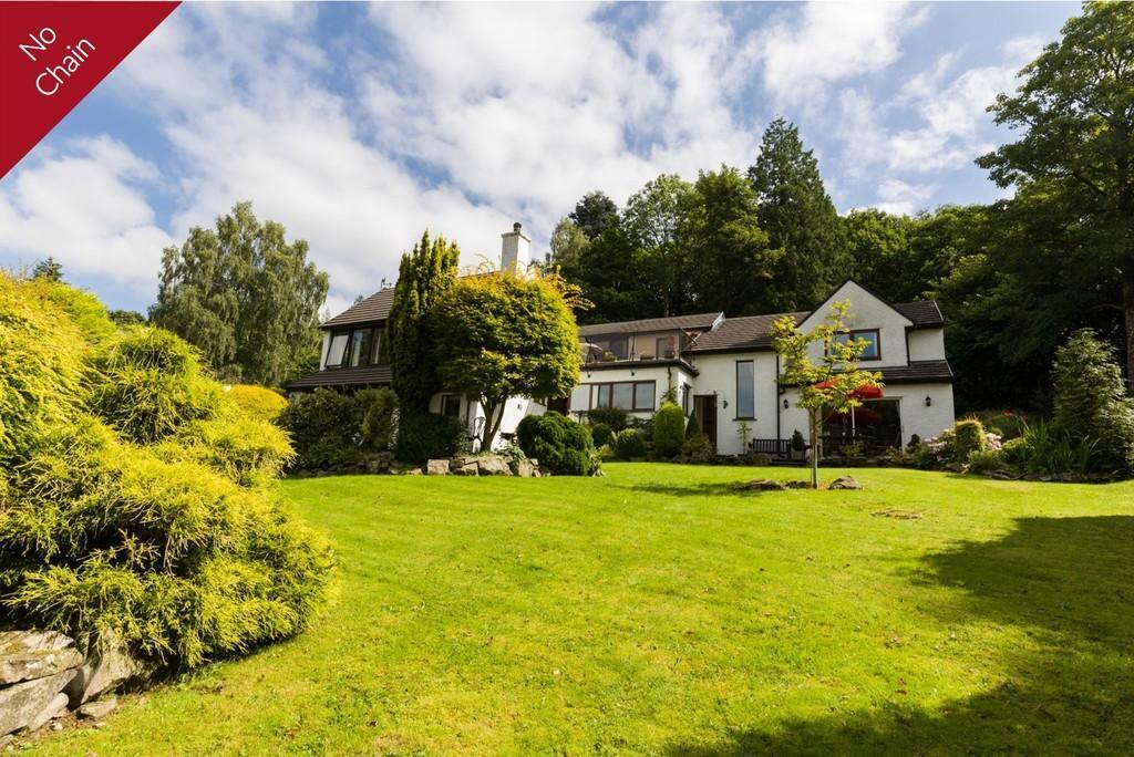 4 Bedrooms Detached House for sale in Wrens Nest, 1 Keldwyth Park, Windermere, Cumbria, LA23 1HG