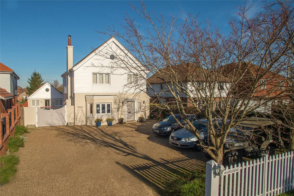 4 Bedrooms Detached House for sale in Littlebourne Road, Canterbury, Kent, CT3