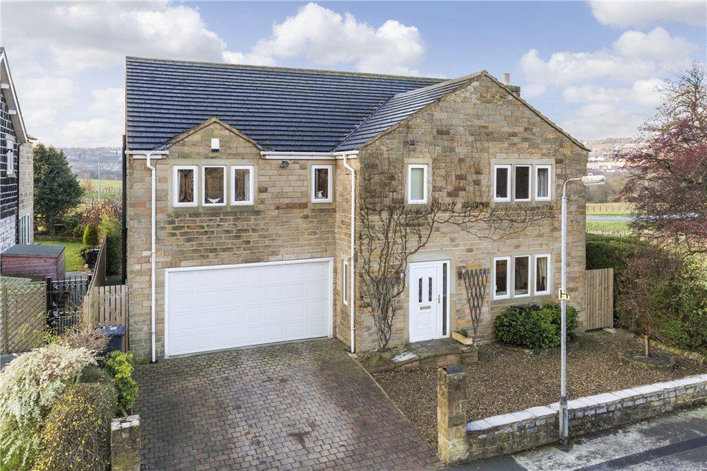 4 Bedrooms Detached House for sale in Little Park, Apperley Bridge, Bradford, West Yorkshire