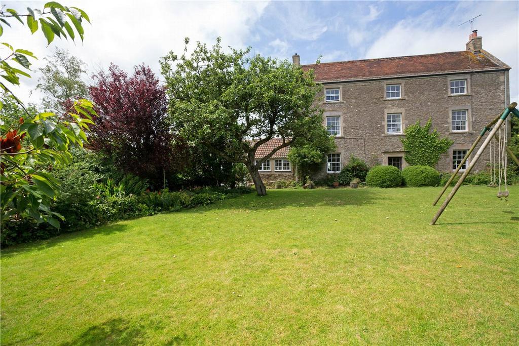 4 Bedrooms Detached House for sale in Upton Noble, Nr Bruton, Somerset, BA4