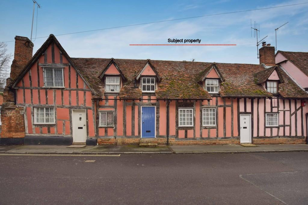 2 Bedrooms Cottage House for sale in Water Street, Lavenham