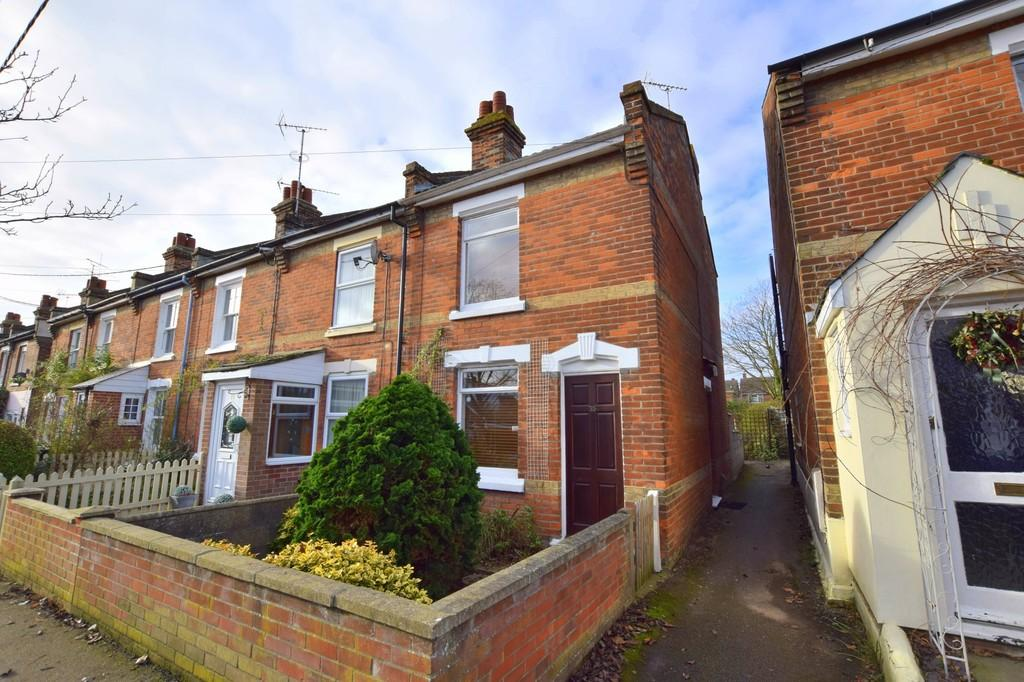 2 Bedrooms End Of Terrace House for rent in Manor Road, Wivenhoe, Colchester