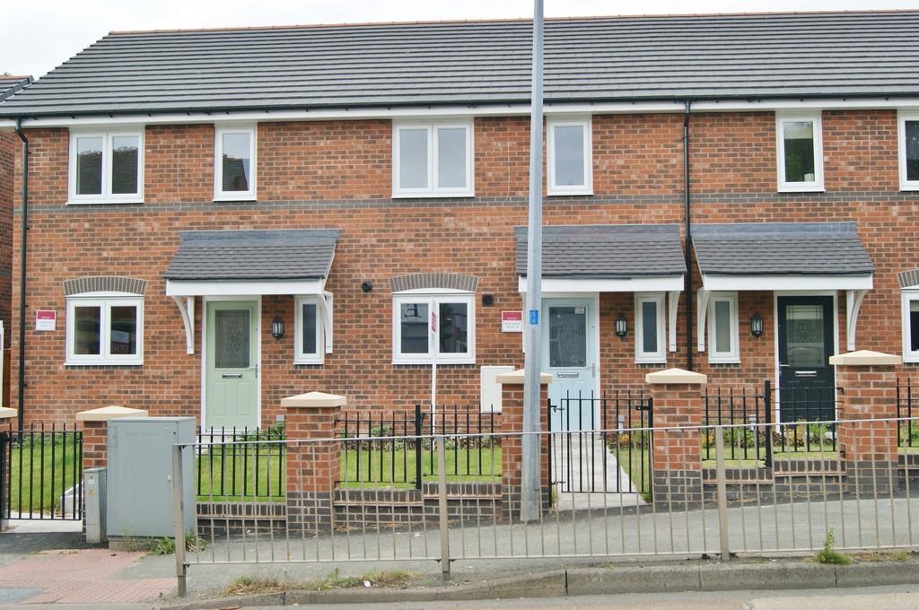 3 Bedrooms Terraced House for sale in Pont Y Cae, Acrefair