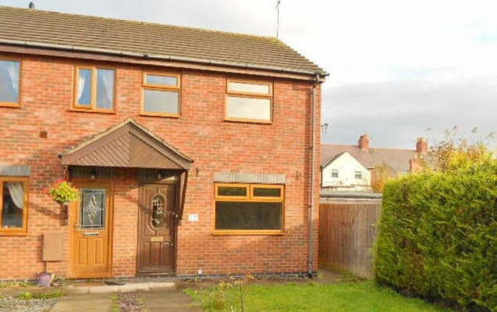 2 Bedrooms End Of Terrace House for sale in New Broughton, Wrexham