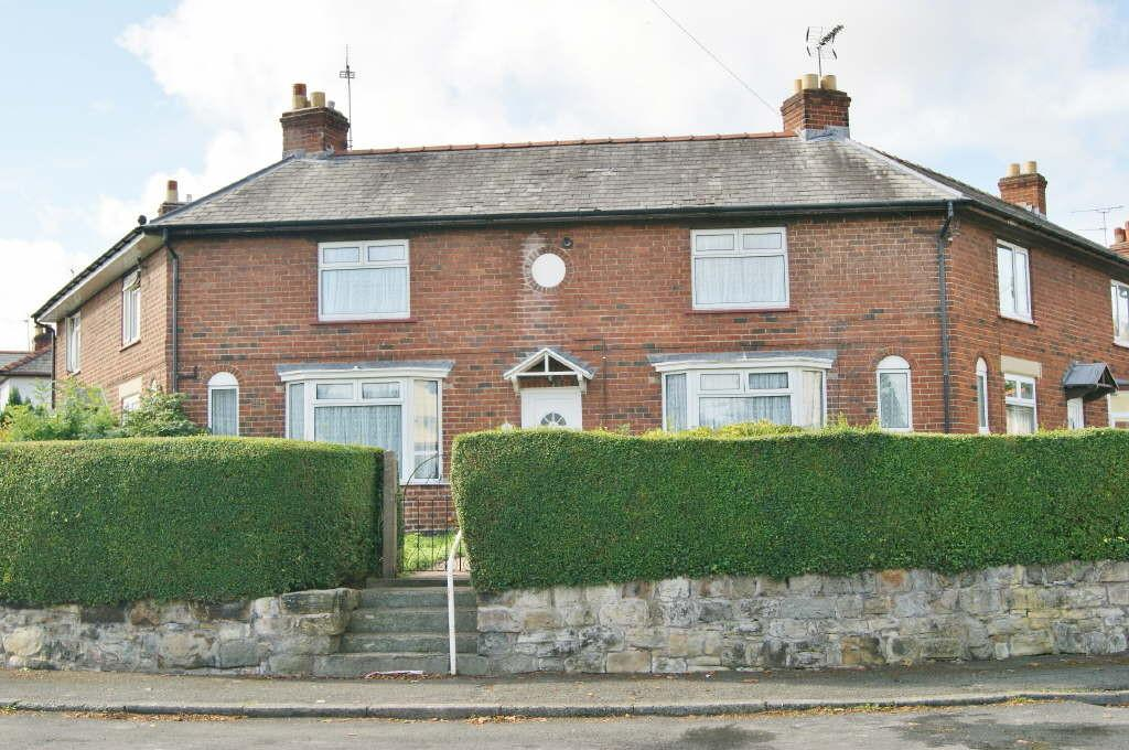 3 Bedrooms Terraced House for sale in Bennions Road, Wrexham
