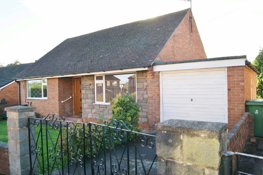 3 Bedrooms Detached Bungalow for sale in Johnstown, Wrexham