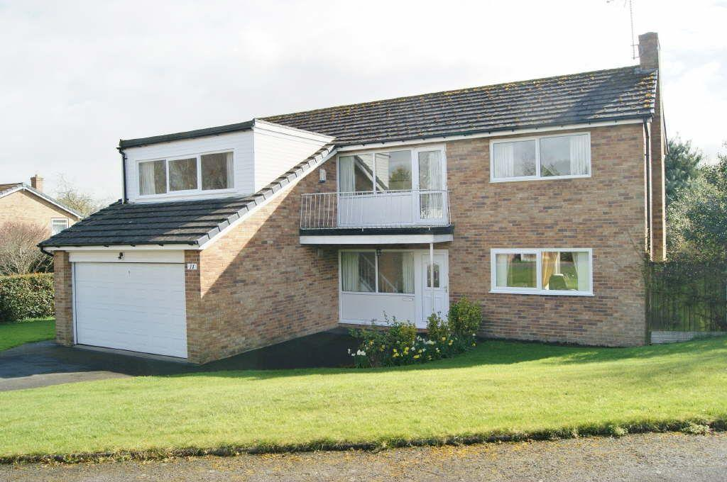 4 Bedrooms Detached House for sale in Green Park, Erddig, Wrexham