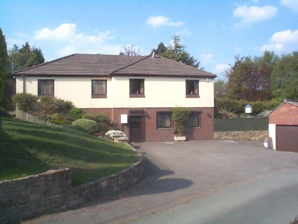 4 Bedrooms Detached Bungalow for sale in Gardden, Ruabon, Wrexham