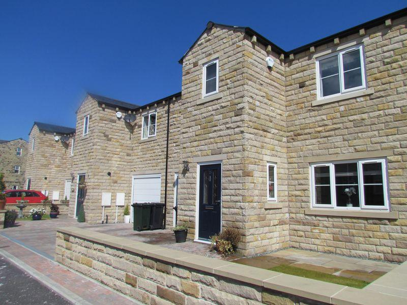 3 Bedrooms Town House for sale in Plot 3 (SHOW HOME) - Stockbridge Wharf, Riddlesden