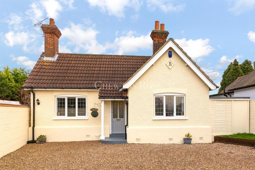 3 Bedrooms Bungalow for sale in Lambourne End