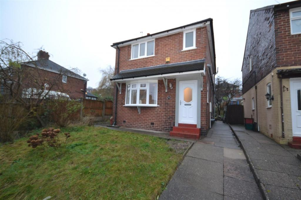 3 Bedrooms Detached House for sale in Vale View, Porthill, Newcastle under Lyme
