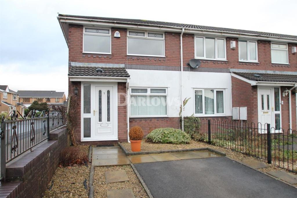 3 Bedrooms End Of Terrace House for sale in Shelburn Close, Carlton Gardens