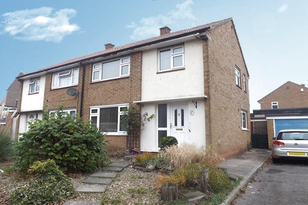 3 Bedrooms Semi Detached House for sale in St. Marys Close, Arnold, Nottingham, NG5