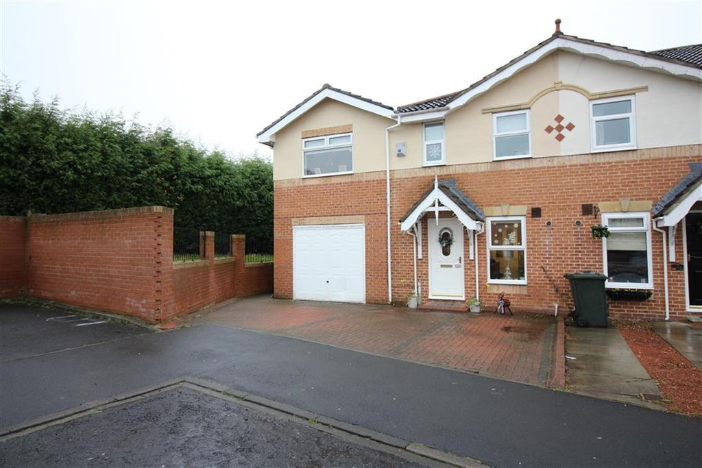 3 Bedrooms End Of Terrace House for sale in Woodlea, Newcastle Upon Tyne