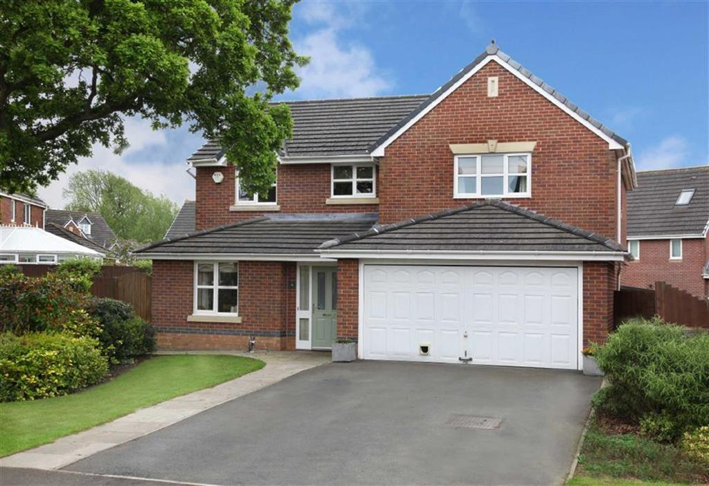 4 Bedrooms Detached House for sale in Thomas Avenue, Nantwich, Cheshire