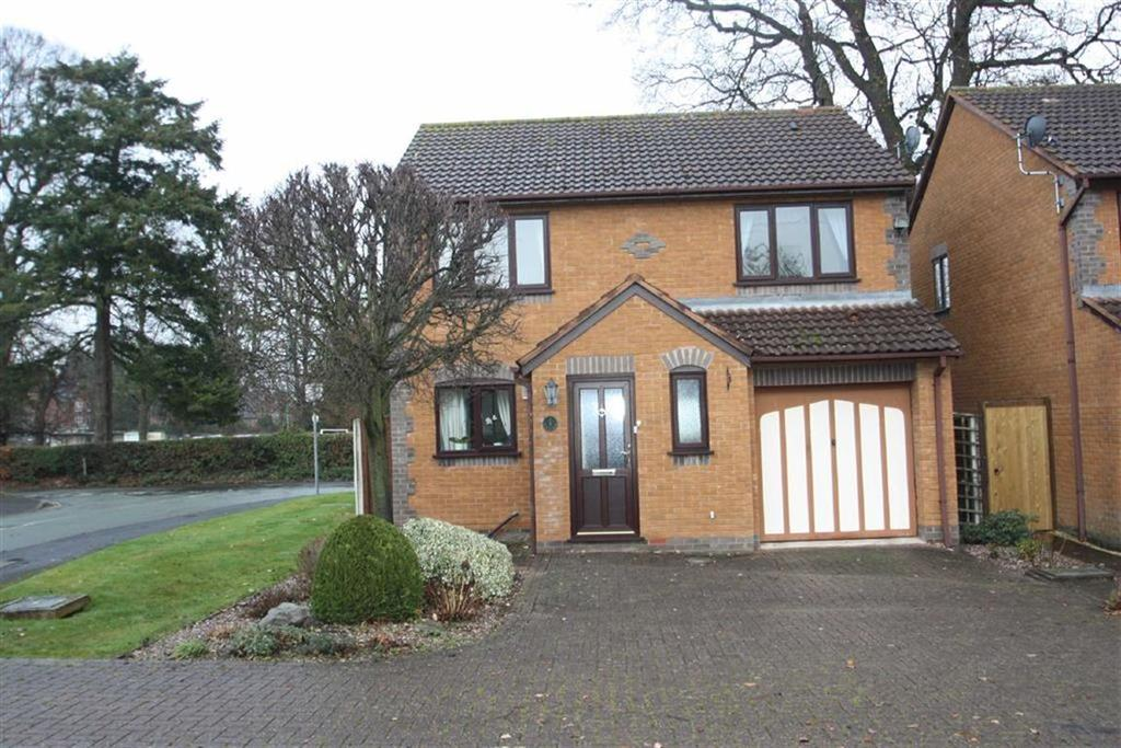 4 Bedrooms Detached House for sale in Lambourn Drive, Shrewsbury