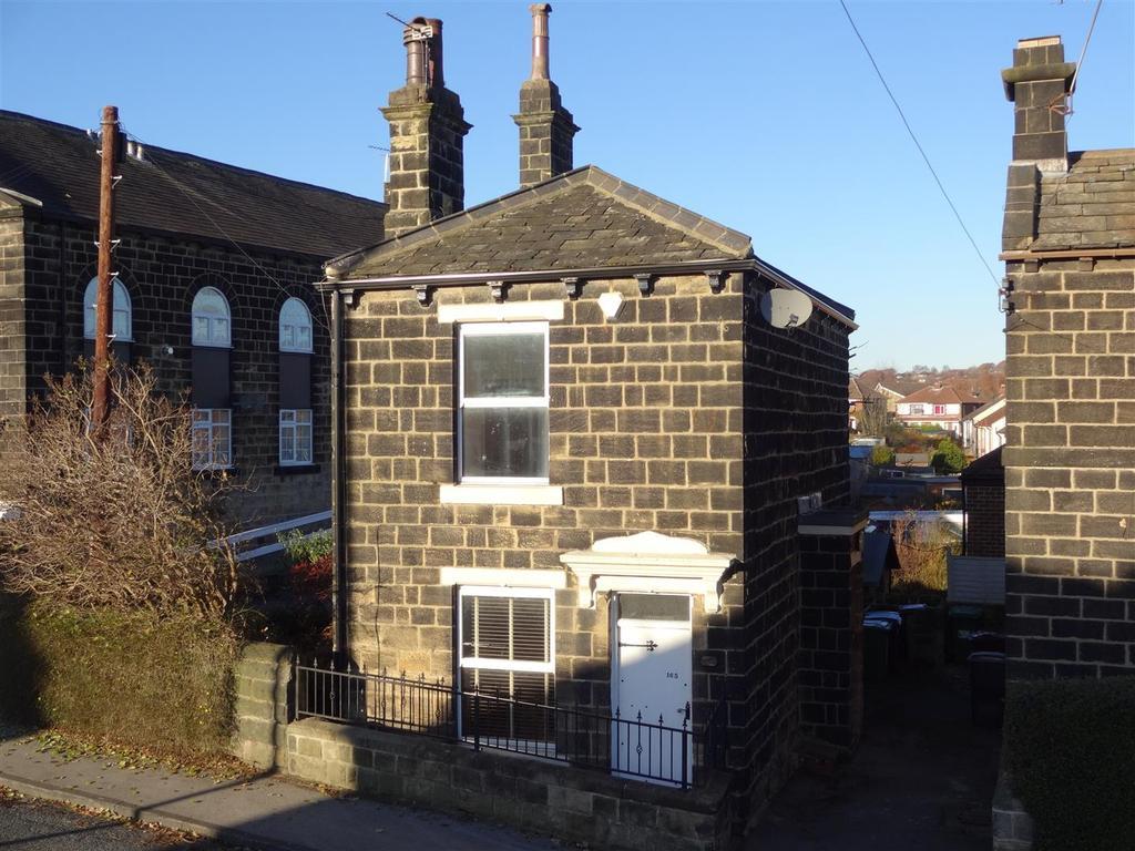 2 Bedrooms Detached House for sale in Broadgate Lane, Horsforth