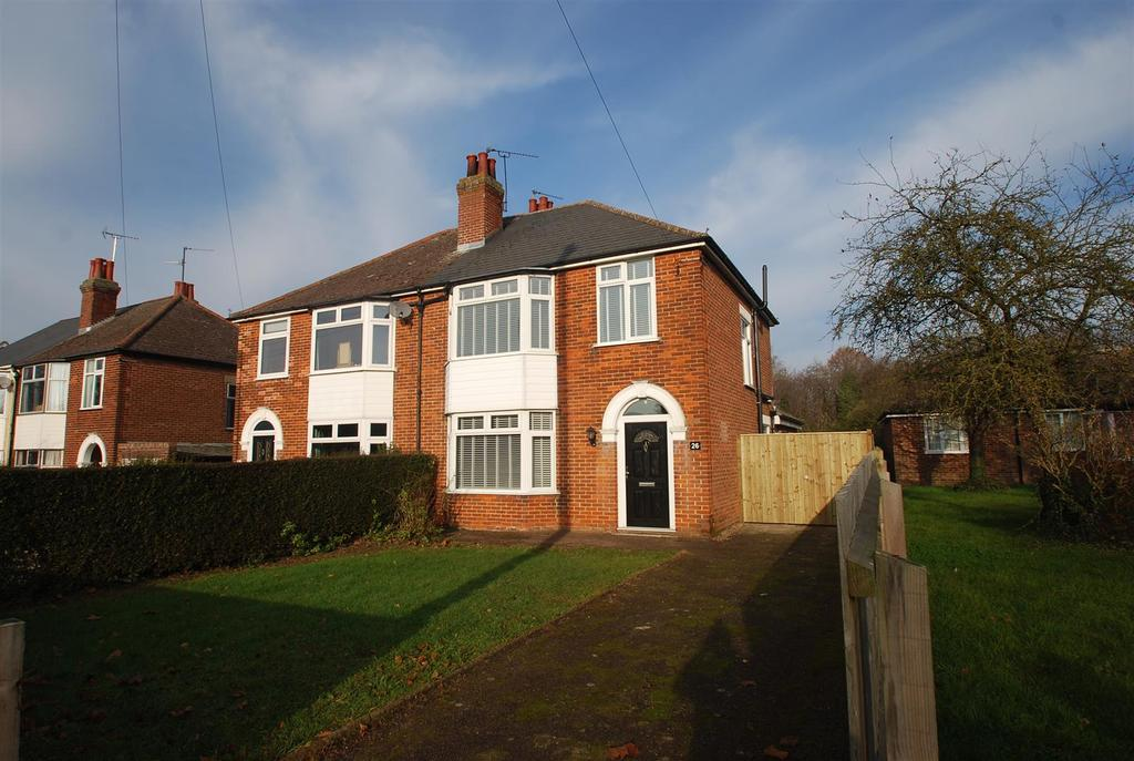 3 Bedrooms Semi Detached House for sale in Newmarket Road