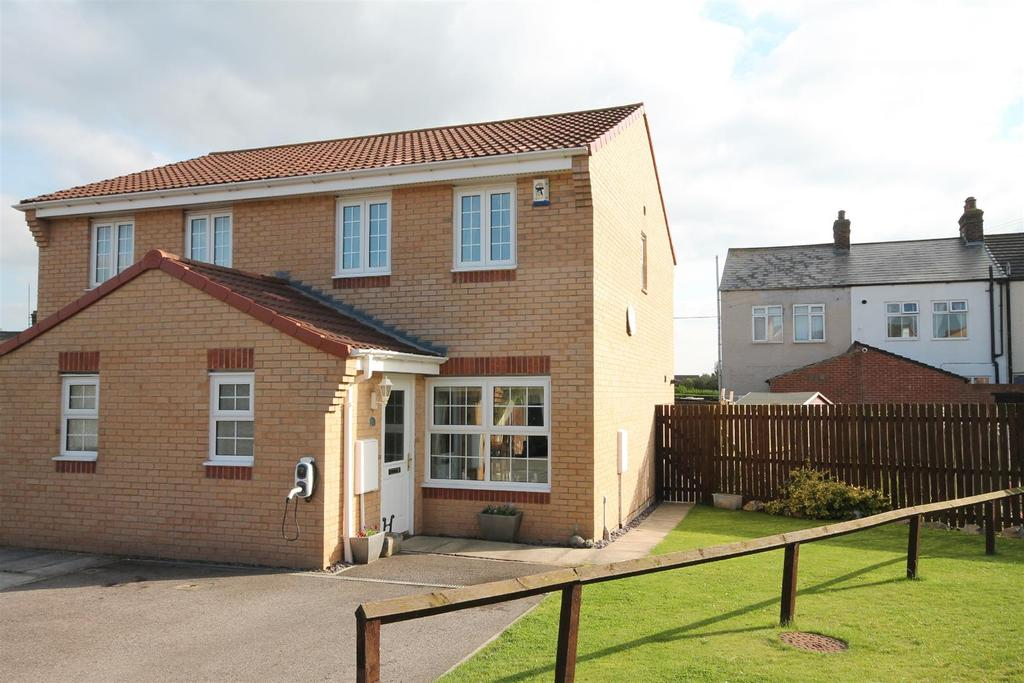 3 Bedrooms Semi Detached House for sale in Woodlands Green, Middleton St. George