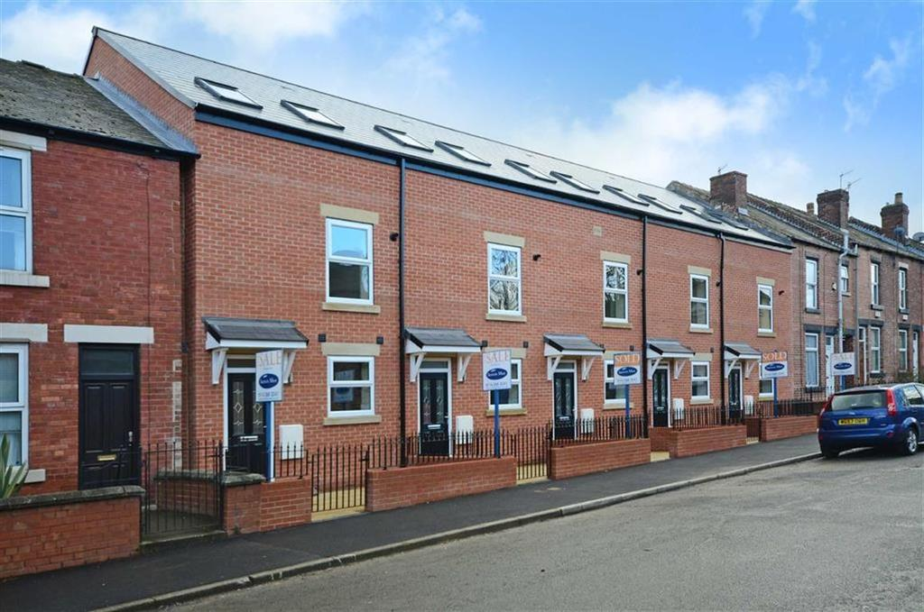 4 Bedrooms Town House for sale in 87, Tavistock Road, Nether Edge, Sheffield, S7
