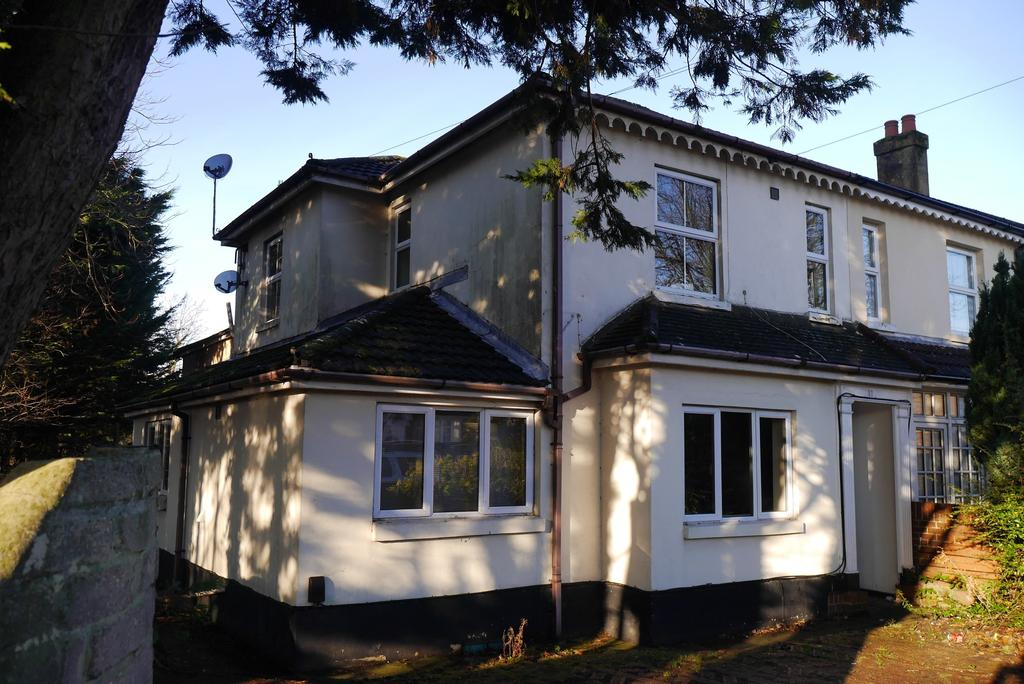 1 Bedroom Flat for sale in Manor Road South, Woolston