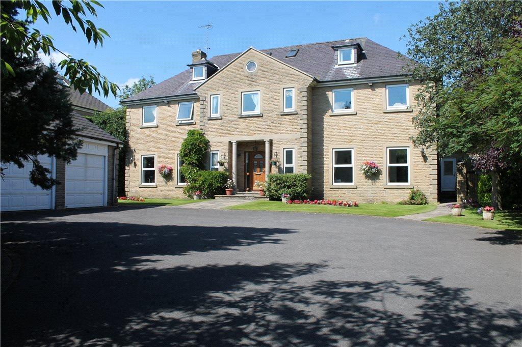 6 Bedrooms Detached House for sale in Fairway, Wigton Chase, Alwoodley, Leeds, West Yorkshire