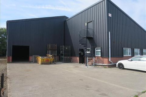 Industrial unit to rent - Unit 1 Great Domsey Farm, Domsey Chase, Feering, Colchester, CO5