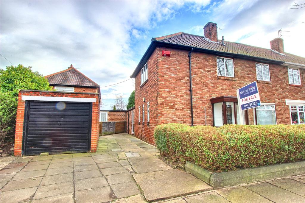 3 Bedrooms Semi Detached House for sale in Norwich Road, Linthorpe