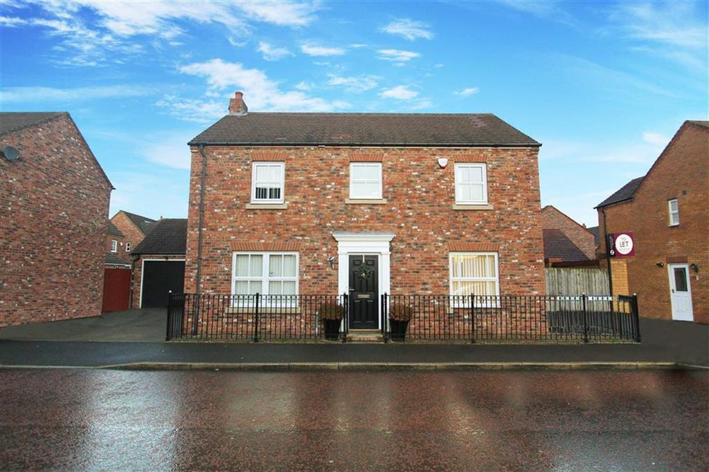 4 Bedrooms Detached House for rent in Sharpenton Drive, Gosforth, Newcastle Upon Tyne