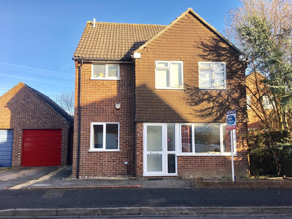 4 Bedrooms Detached House for sale in Tillingbourn, Titchfield Common