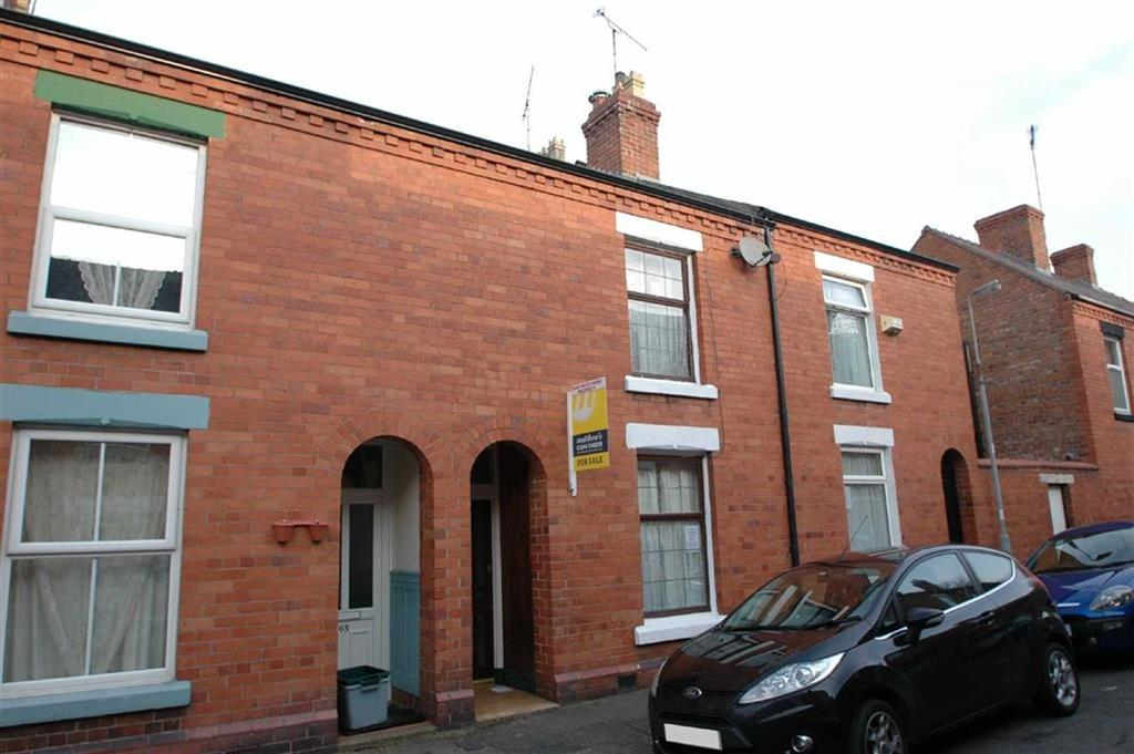 4 Bedrooms Terraced House for sale in Vernon Road, Chester