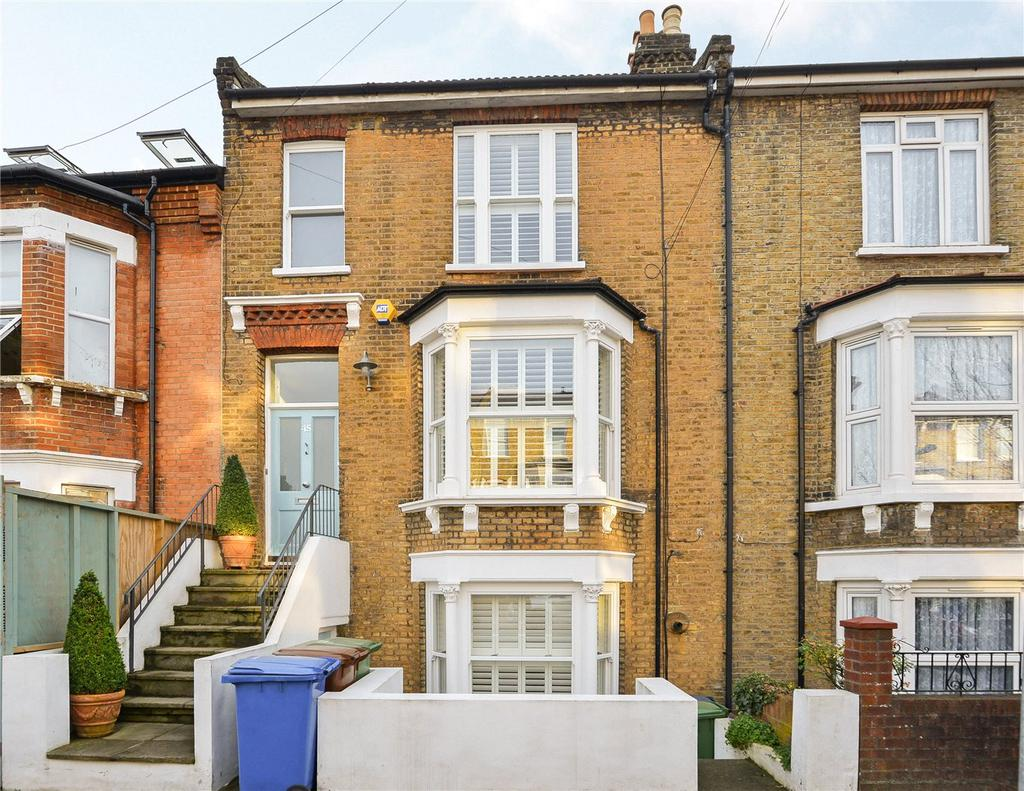 4 Bedrooms Town House for sale in Tyrrell Road, East Dulwich, London, SE22
