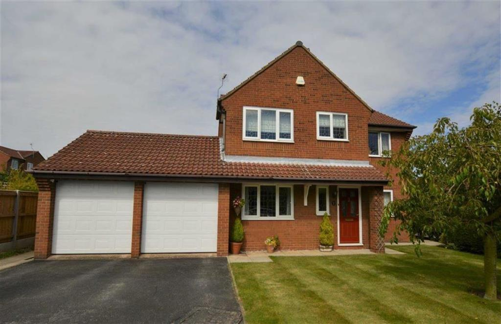 4 Bedrooms Detached House for sale in Chilton Rise, Kirkella