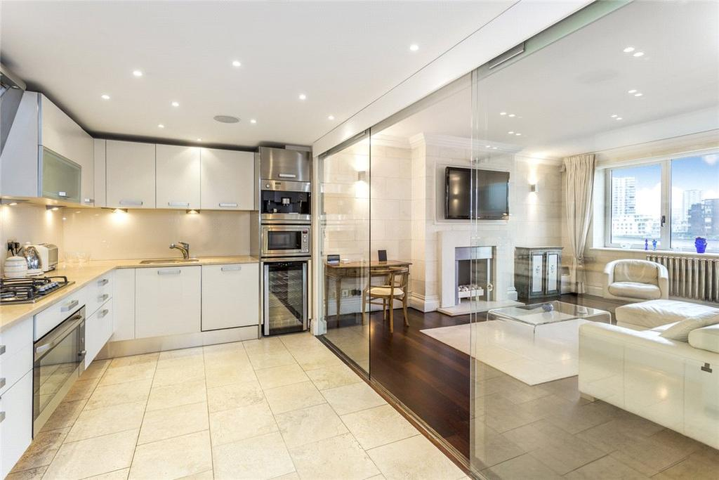 2 Bedrooms Flat for sale in Thames Quay, Chelsea Harbour, London, SW10