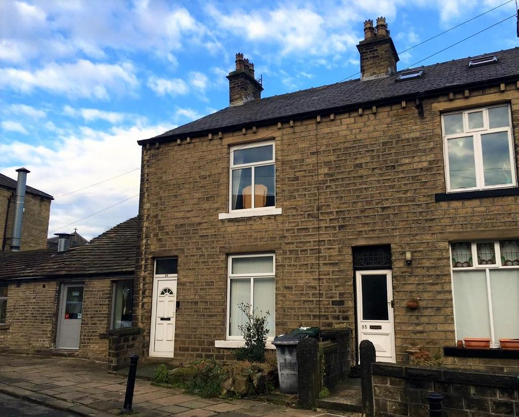3 Bedrooms End Of Terrace House for sale in Bridge Street, Slaithwaite, Huddersfield, HD7 5JN