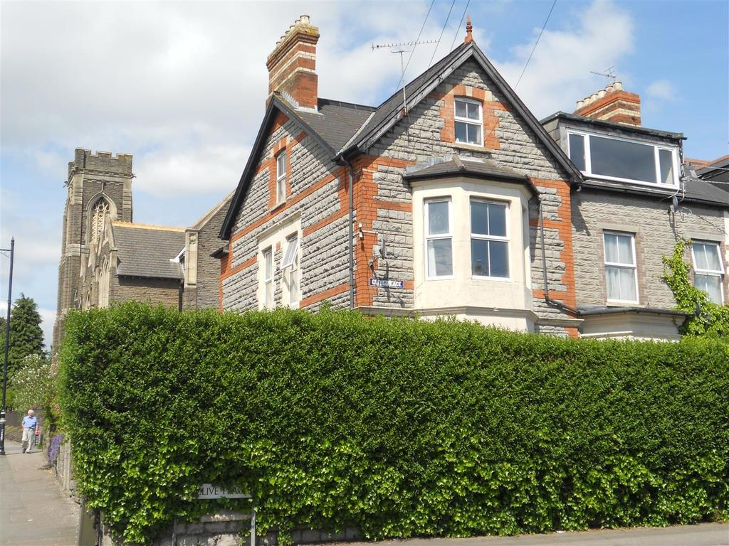 6 Bedrooms End Of Terrace House for sale in Albert Road, Penarth