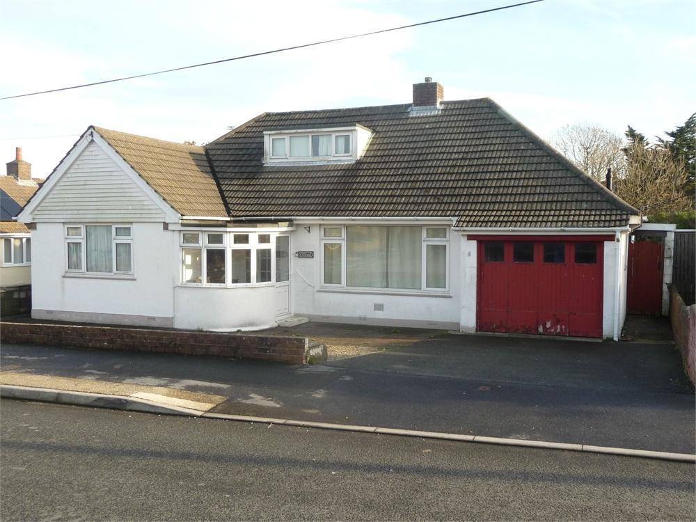 3 Bedrooms Detached Bungalow for sale in Cilhaul, 8 Penbanc, Fishguard, Pembrokeshire