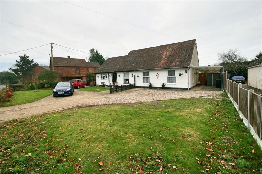 2 Bedrooms Semi Detached Bungalow for sale in Church Street, Tolleshunt D'arcy, MALDON, Essex