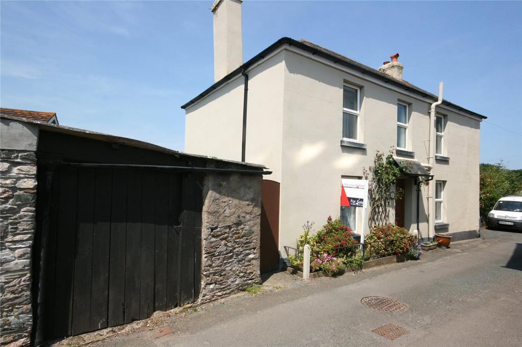 2 Bedrooms Detached House for sale in Higher Street, Dittisham, Dartmouth, TQ6