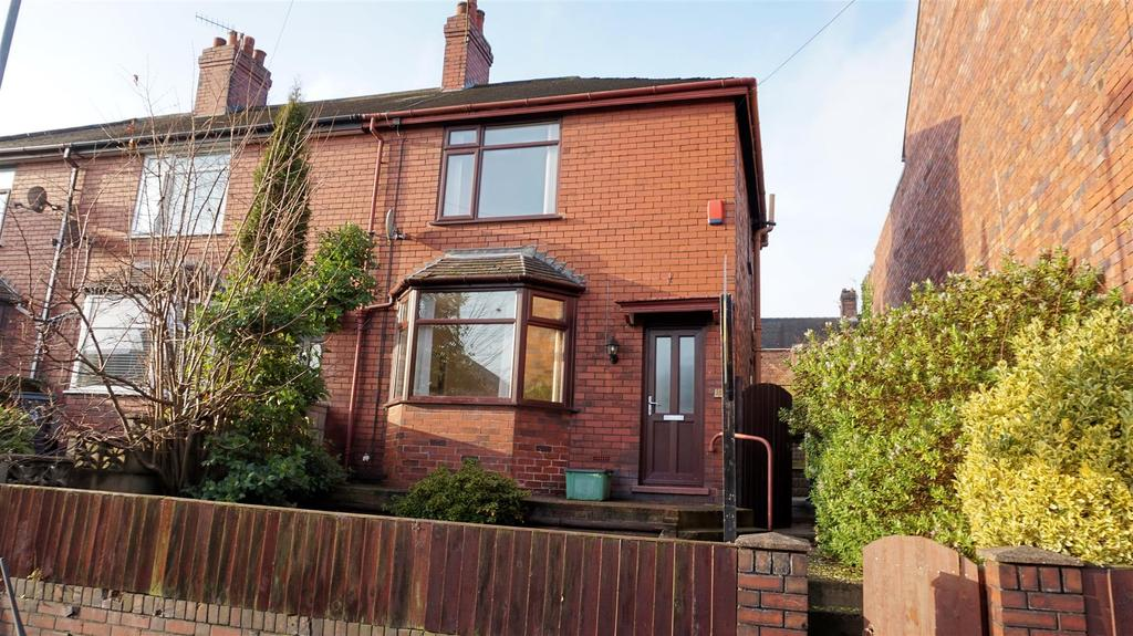 2 Bedrooms Town House for sale in Sackville Street, Basford, Stoke On Trent