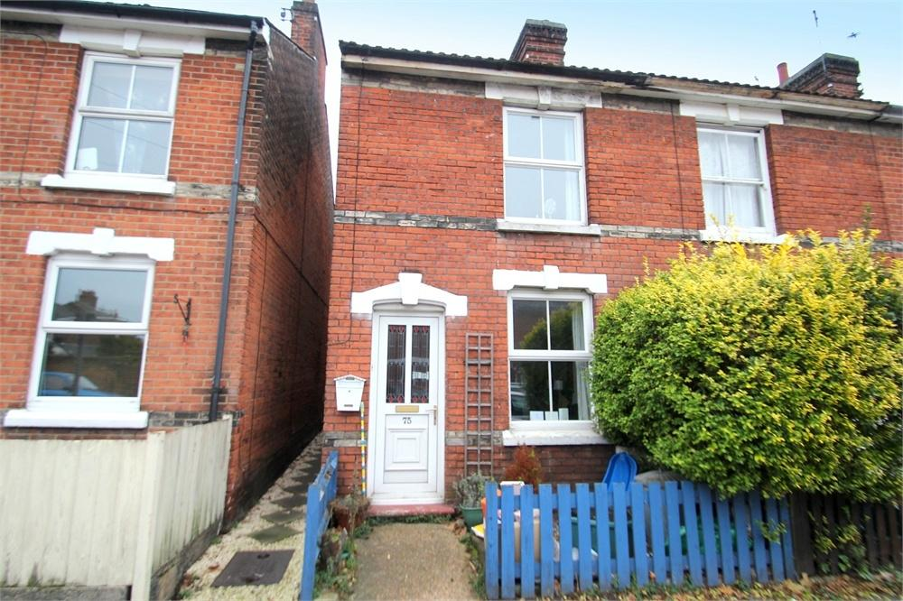 2 Bedrooms End Of Terrace House for sale in Victor Road, Colchester, Essex