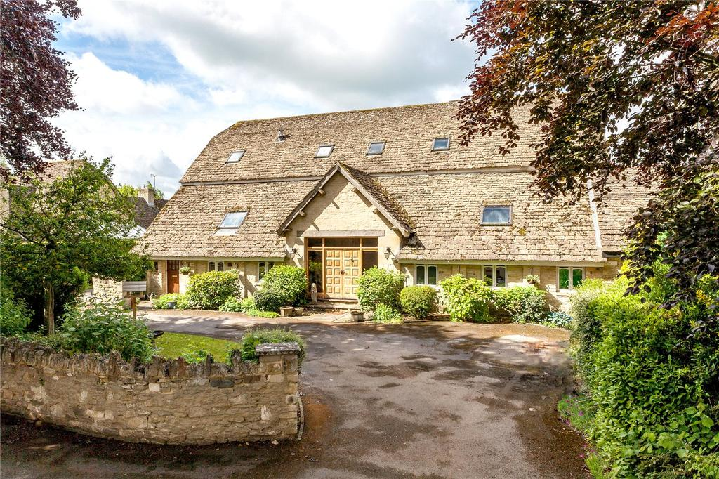 5 Bedrooms Unique Property for sale in Grittleton, Wiltshire, SN14