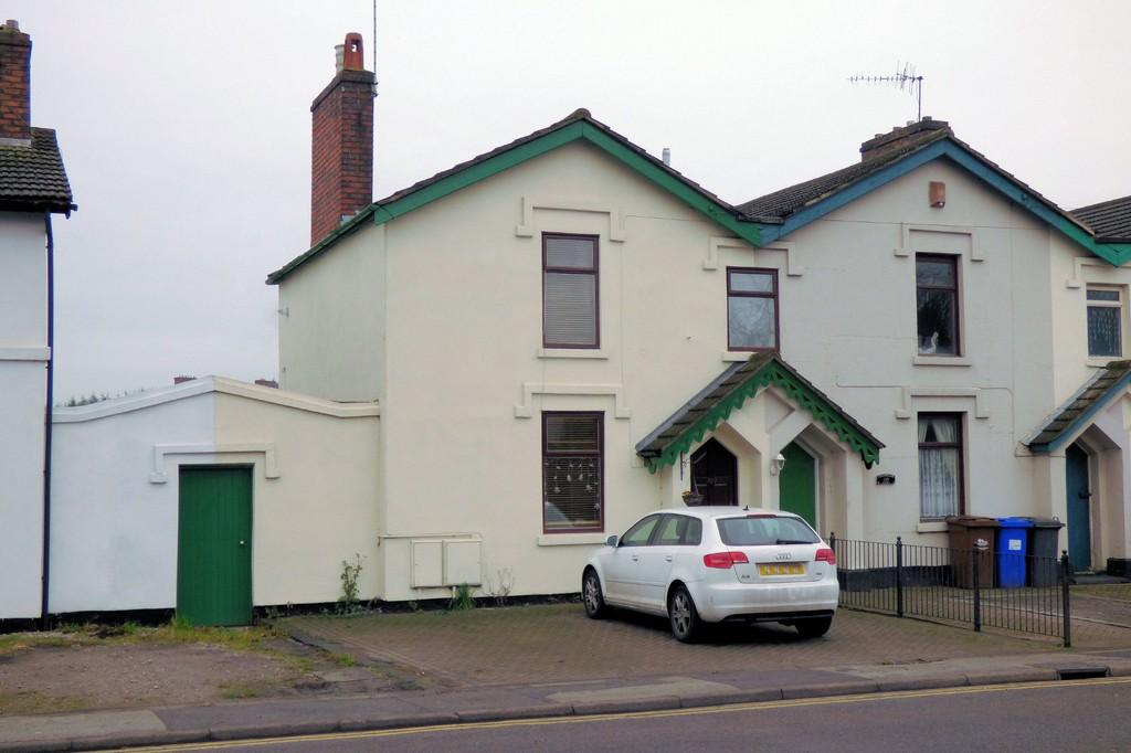 2 Bedrooms Semi Detached House for sale in Horninglow Street, Burton-on-Trent