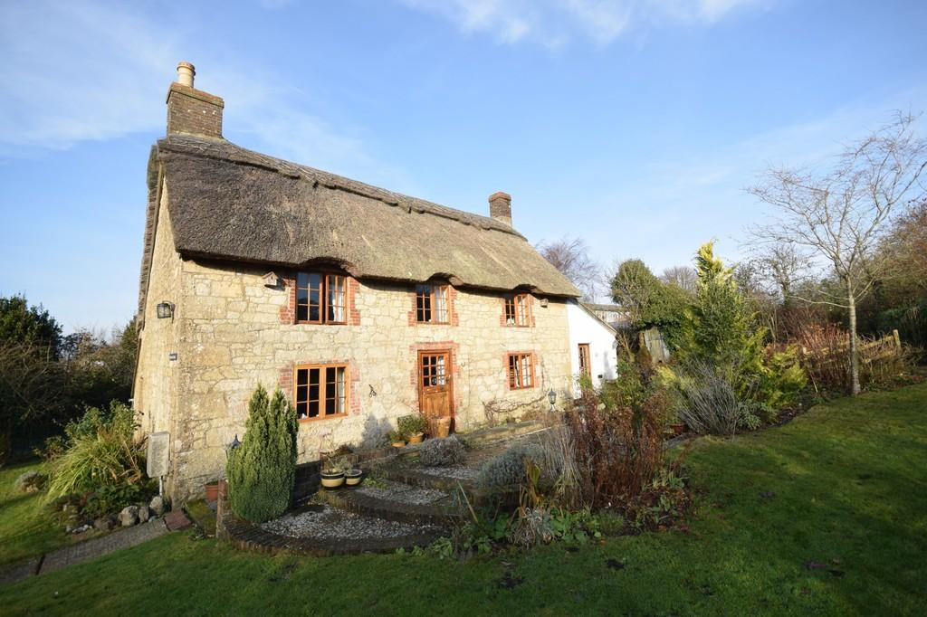 3 Bedrooms Cottage House for sale in The Green, Calbourne