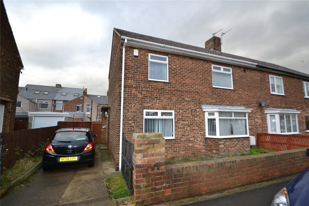 3 Bedrooms Semi Detached House for sale in Whickham Street, Easington, SR8